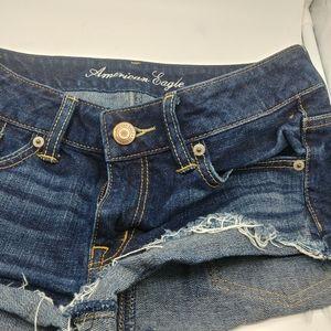 American Eagle Size 2 Daisy Duke Shorts